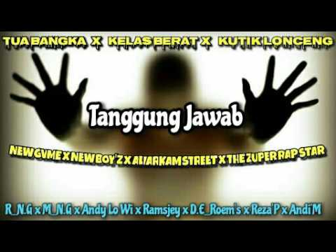 NEW GVME - Tanggung Jawab (ft. New Boy'z, The Zuper Rap Star, & Aliarkam Street)