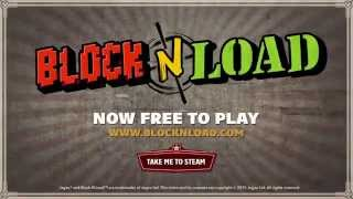 Block N Load - Free to Play Trailer