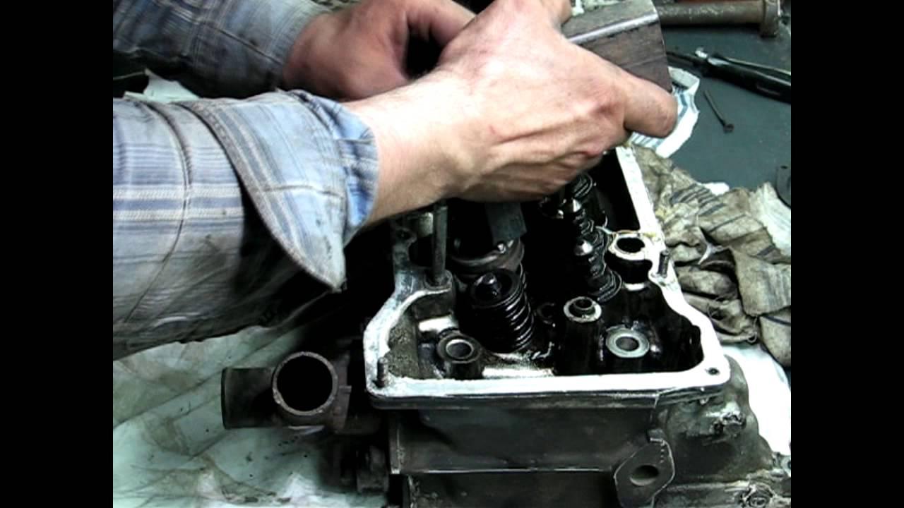 Как сделать рассухариватель клапанов своими руками. Замена сальников клапанов на машине