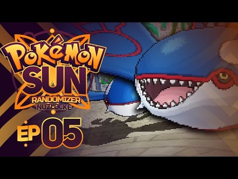 ARE YOU KIDDING ME!? - Pokémon Sun & Moon RANDOMIZER Nuzlocke Episode 5!
