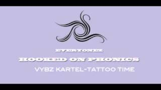 vybz kartel-tattoo time (colouring book)