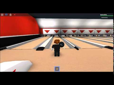 Bowling at pacific lanes amf pinspotter roblox from 06.09.20