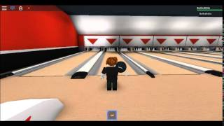 Bowling at pacific lanes amf pinspotter roblox from 06.09.2015