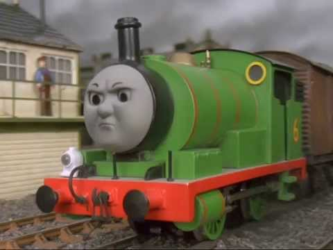 Percy saves the day