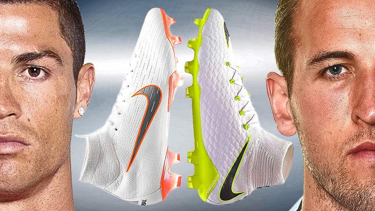 più popolare vendita più calda acquista originale CR7 Ronaldo VS Harry Kane - World Cup Battle: Nike Mercurial ...