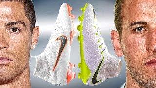 CR7 Ronaldo VS Harry Kane - World Cup Battle: Nike Mercurial Superfly 6 vs Hypervenom 3 - Review