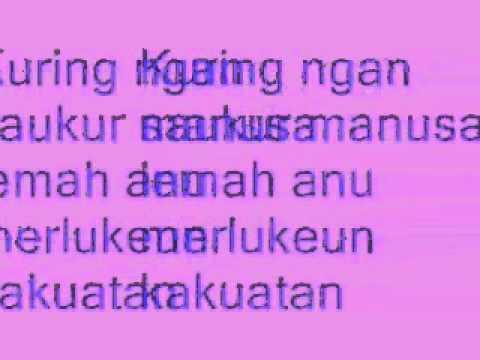 Sajak Basa Sunda