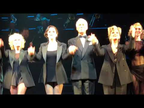Curtain Call CHiCAGO Phoenix Theatre West End London starring Martin Kemp