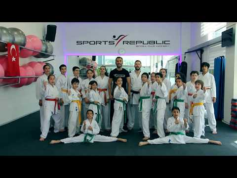 Serkan Yağcı Sports Republic Tanıtım Filmi