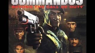 commandos beyond the call of duty main menu music