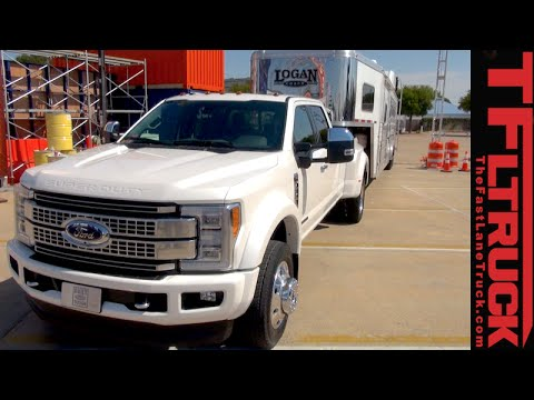 Watch the 2017 Ford Super Duty Pickup Truck Debut at the State Fair of Texas