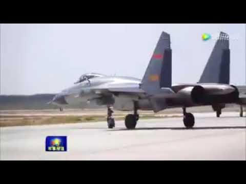 Pakistan China joint exercises Shaheen VI (JF-17, Mirage, F7, Su 30, J11 Participated)