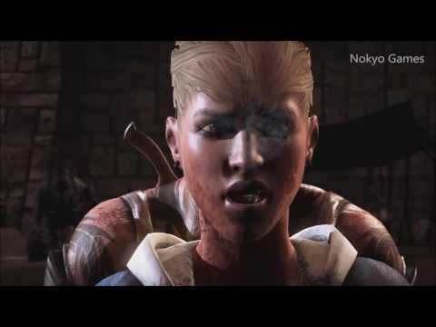 Mortal Kombat X All Ryona Fatality