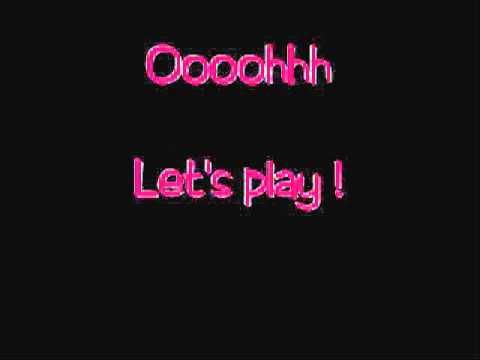 Kristina Maria - Let's Play [lyrics on screen.&.in description]