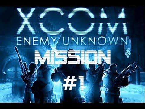 XCOM: Enemy Unknown - Let's play walkthrough - Mission 1 ...  XCOM: Enemy Unk...