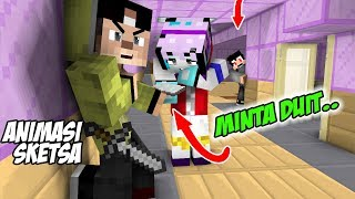 Erpan Preman ? Awal Mula Erpan Di 4brother - Minecraft Animation Indonesia