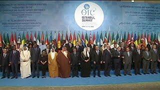 İslam Zirvesi için 56 ülke temsilcisi İstanbul'da