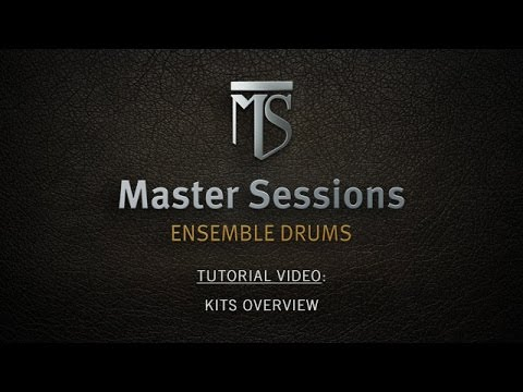 Heavyocity Master Sessions: Ensemble Drums - Kits Overview