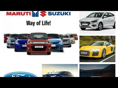 GST Impact: Maruti Suzuki, Audi, Hyundai, Ford,Jaguar, Isuzu offering great discounts!