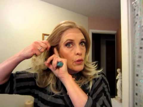 Vivica Fox Hazel V Synthetic Deeep Lace Front Wig In Tp613 27 Blonde Youtube