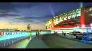 Azerbaijan Baku Plan Eurovision 2012 Plan