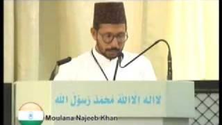 Ahmadiyya: Huzoor at Ernakulam Kerala, India 2008 (3/6)