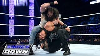 Roman Reigns vs. Luke Harper: SmackDown, Sept. 24, 2015