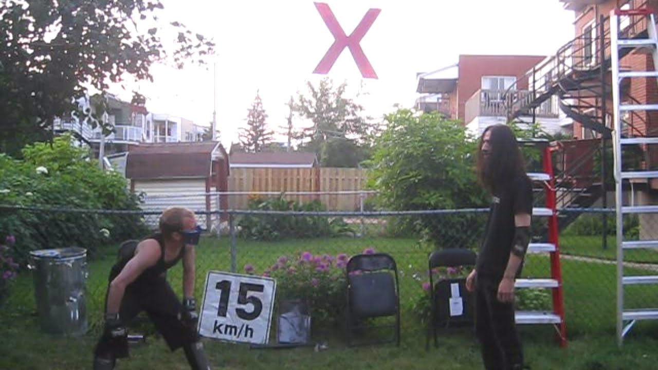 ultimate x match xristo vs xacutor chw backyard