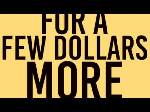 For a Few Dollars More Ringtone and Alert
