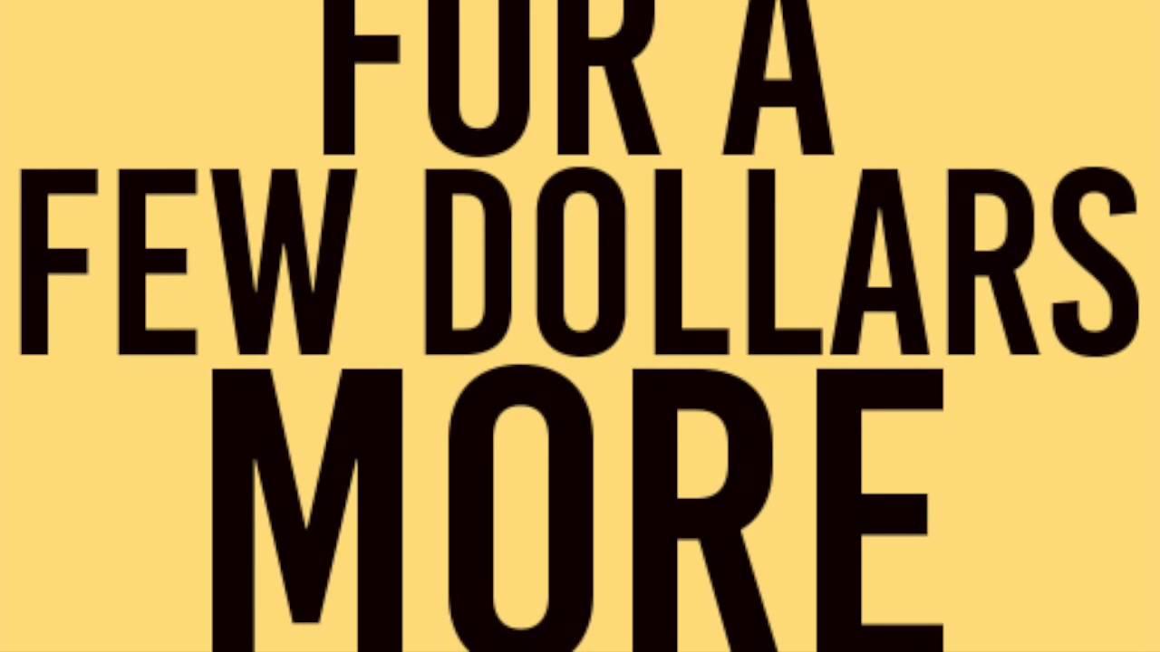 Free ennio morricone for a few dollars more ringtone download.