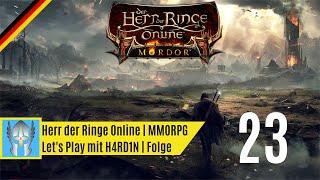 Let's Play Der Herr der Ringe Online | Zwergenwächter Gatholorin | 0023