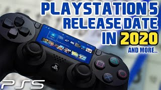 PS5 Release Date, New Controller & Hardware Details Surface