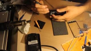 Замена сенсора на HTC Z710e(Замена сенсора на HTC Sensation Z710e., 2015-08-23T18:54:18.000Z)