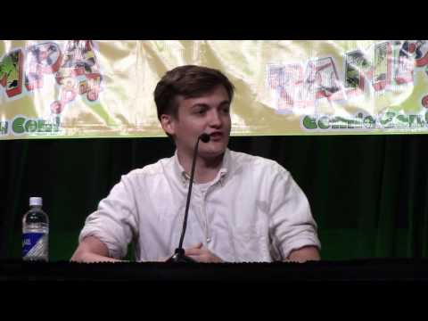 Jack Gleeson at Tampa Bay Comic Con 2016