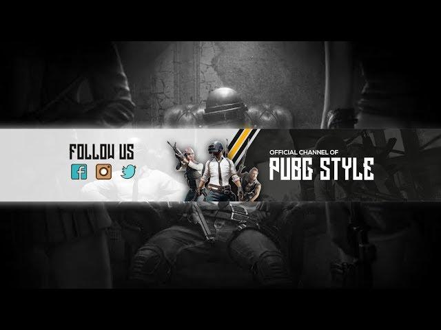 Cara Membuat Banner/Header PUBG Channel Youtube di Android | Banner Tutorial #39