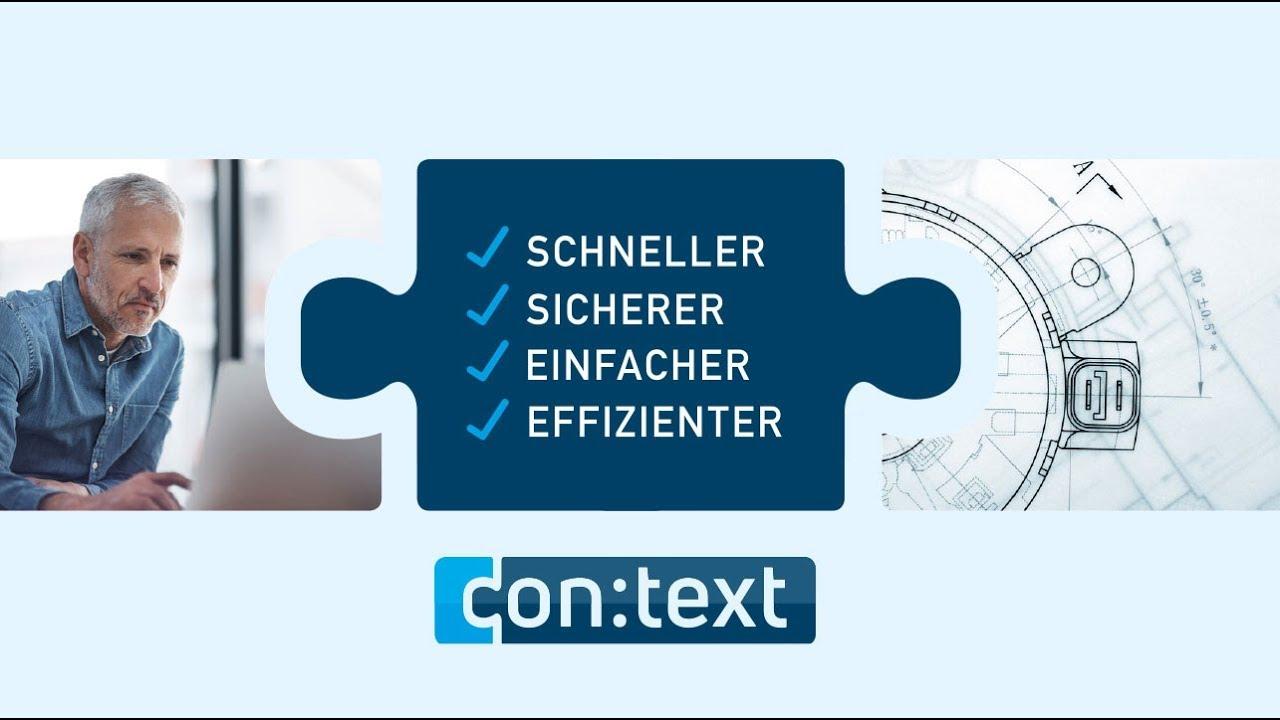 Tutorial für DIN-Haustechnik online mit con:text - YouTube