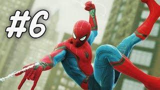 Marvel's Spider-Man #6 | Lần Đầu Mặc Suit Của Tony Stark Và Cái Kết Đắng