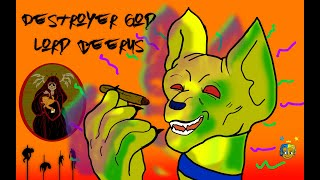 Vaze Haze - Destroyer God Lord Beerus (Official Music Video)