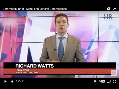 Commodity Brief - Metal and Mineral Commodities
