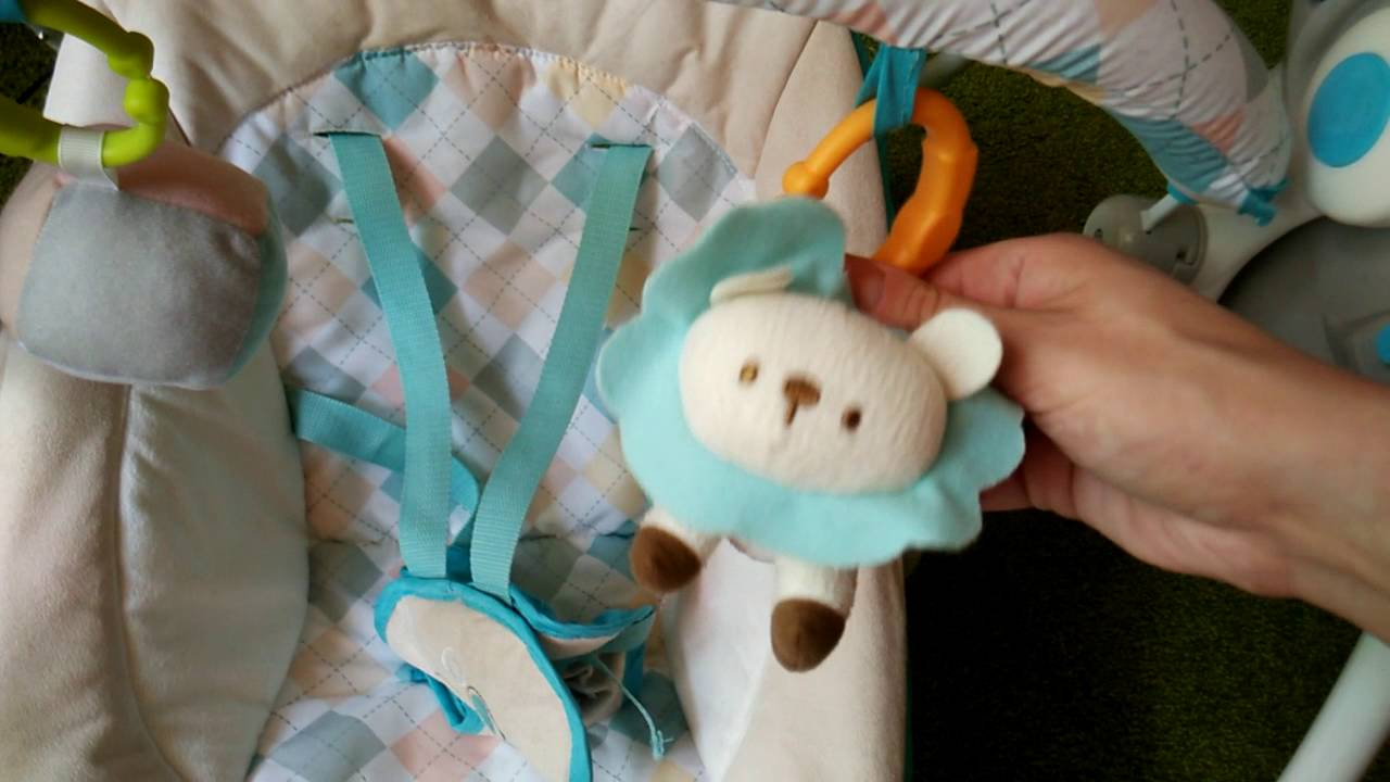 Электрокачели Baby Care