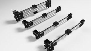 openbuilds mini v linear actuator build 2 of 2