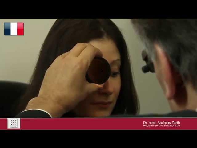 ophtalmologiste lentilles de contact Munich adaption opticien Allemagne Travel Video