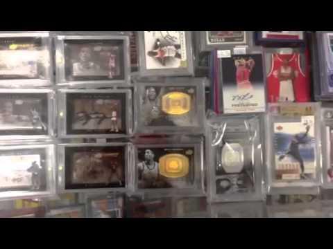 Sports cards plus san antonio new store 2013 youtube sports cards plus san antonio new store 2013 sciox Gallery