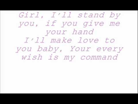 Dru Hill - Never Make A Promise Lyrics Video