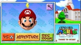 Super Mario 64 DS - Multiplayer