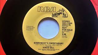 Watch Vince Gill Everybodys Sweetheart video