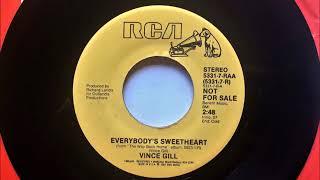 everybodys sweetheart vince gill 1988