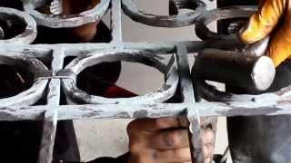 Кованые ограды,установка хомутов,холодное цинкование,(Кованые ограды,установка хомутов,холодное цинкование,декоративный квадрат,, 2014-09-16T17:17:04.000Z)
