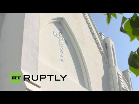 LIVE: Church bells ring out in unison for Charleston shooting victims