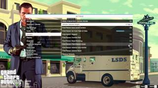 Grand Theft Auto V PC gameplay 1 - settings